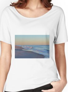 Beautiful Ocean In North Carolina Women's Relaxed Fit T-Shirt