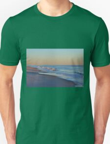 Beautiful Ocean In North Carolina Unisex T-Shirt