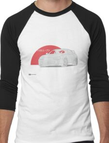 Toyota Supra MKIV Men's Baseball ¾ T-Shirt