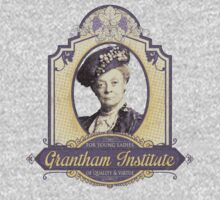 Downton Abbey Inspired - Lady Violet - Grantham Institute - Lady Violet Finishing School - Dowager's Etiquette Teachings by traciv