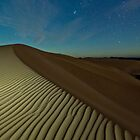 Moonlight Dunes by pablosvista2
