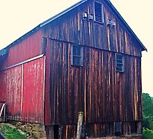 Botzum Barn by Gina Kaye