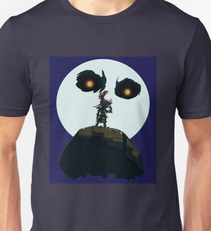Majora's Minimalism Unisex T-Shirt