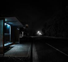 Stop in the Night by scott Berry