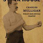 Charles Mulligan's Steakhouse Print by trebory6