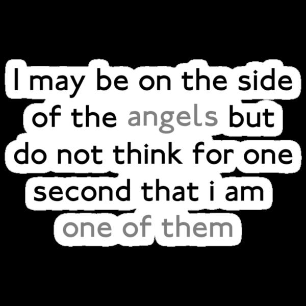 Sherlock Angels by keirrajs