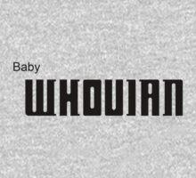 Baby Whovian Kids Tee