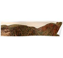Serpentine Gorge NT Australia   Poster
