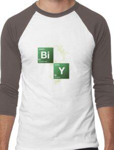 Bill Nye the Science Guy Men's Baseball ¾ T-Shirt