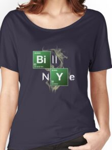 Bill Nye the Science Guy Women's Relaxed Fit T-Shirt