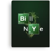 Bill Nye the Science Guy Canvas Print