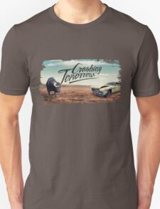 Crashing Tomorrow Band T-Shirt T-Shirt