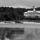 Big White House by Cynthia48