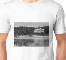 Big White House Unisex T-Shirt