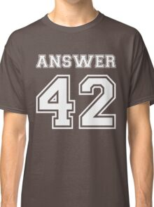 42 - Answer Classic T-Shirt