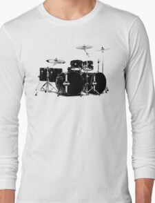 diablo drums Long Sleeve T-Shirt