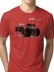 diablo drums Tri-blend T-Shirt