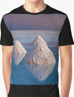 Salt mounds Graphic T-Shirt
