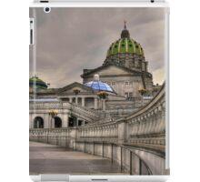 Pennsylvania State Capital iPad Case/Skin
