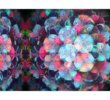 Pixel Atom Photographic Print