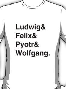 Ludwig & Wolfgang T-Shirt
