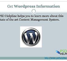 Showcasing Useful WordPress Information : Psdhelpline by psdhelpline