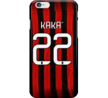 kaka ac milan iPhone Case/Skin