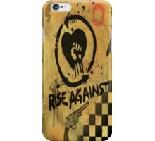 Rise Against Elective Amnesia Artwork iPhone Case/Skin