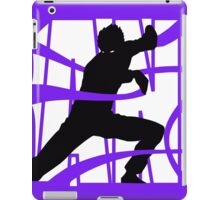 Silver Fang- Bang  iPad Case/Skin