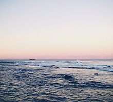 Ocean View From Newcastle by brookenash
