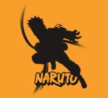 Naruto Silhouette by n3rd 13yron