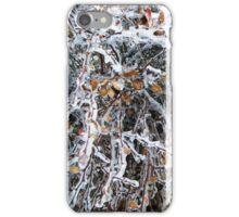 Icy Bush Up Close iPhone Case/Skin