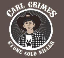 Carl Grimes - Stone cold killer by brostephhhx