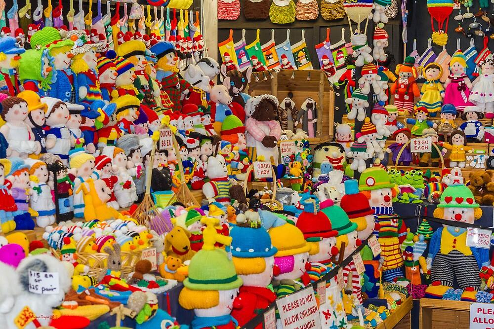 A Colourful Display by Elaine Teague