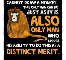 Clever Monkey by Vicky Webb