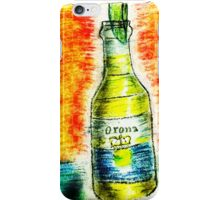 A beer on me... iPhone Case/Skin