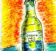 A beer on me... by Crazy88Designs