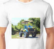 Two Tone Golf Cart Unisex T-Shirt