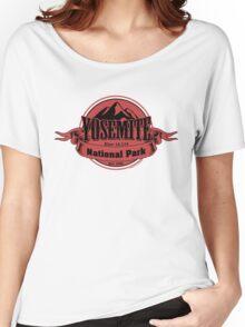 Yosemite National Park, California Women's Relaxed Fit T-Shirt