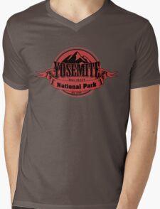 Yosemite National Park, California Mens V-Neck T-Shirt