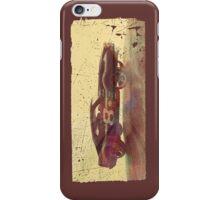 Vintage Look AMC Javelin Trans-Am Pony Car iPhone Case/Skin