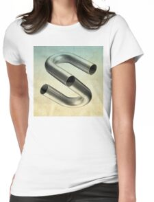 impossible tubes Womens Fitted T-Shirt