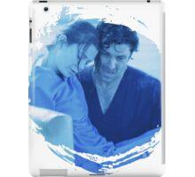 MerDer - drowning iPad Case/Skin