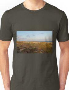 Looking Down On Sunset Beach Unisex T-Shirt