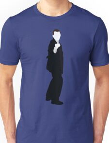 The Ninth Doctor - Doctor Who - Christopher Eccleston Unisex T-Shirt