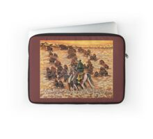 Driving The Herd, The Painting Laptop Sleeve