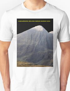 Carrauntoohil-Ireland's Highest Mountain 1038m (T-SHIRT) T-Shirt