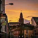 Shandon Bells from Afar by Donncha O Caoimh