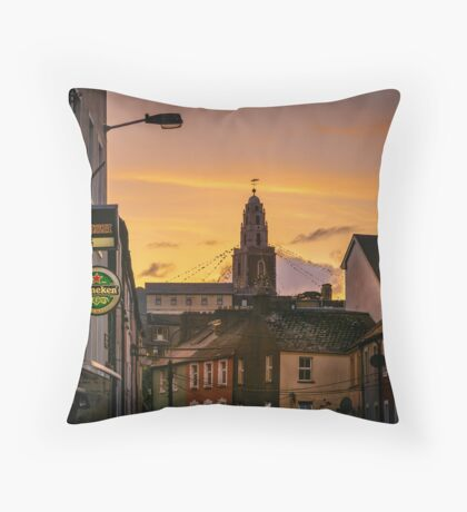Shandon Bells from Afar Throw Pillow