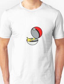 Pikachu in Pokeball T-Shirt